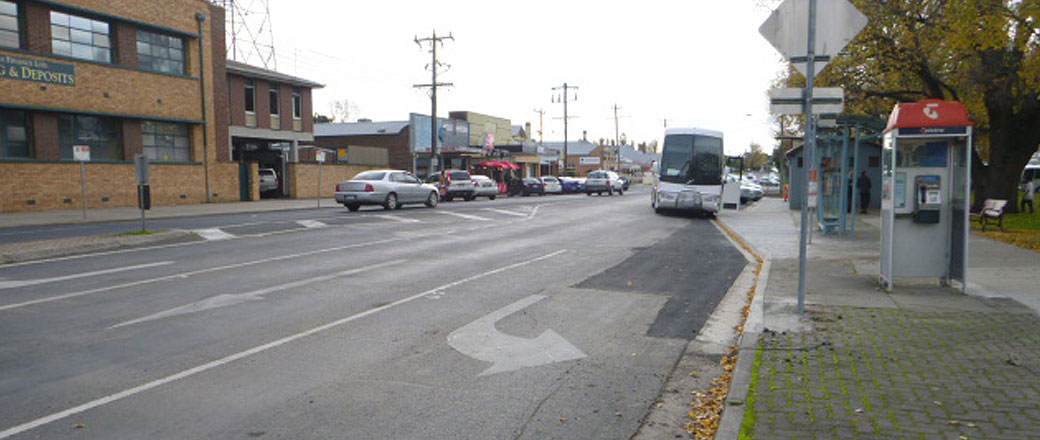 Colac Streetscape