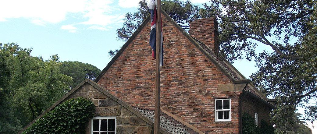 Cooks Cottage Fitzroy Gardens