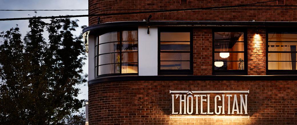 L'Hotel Gitan