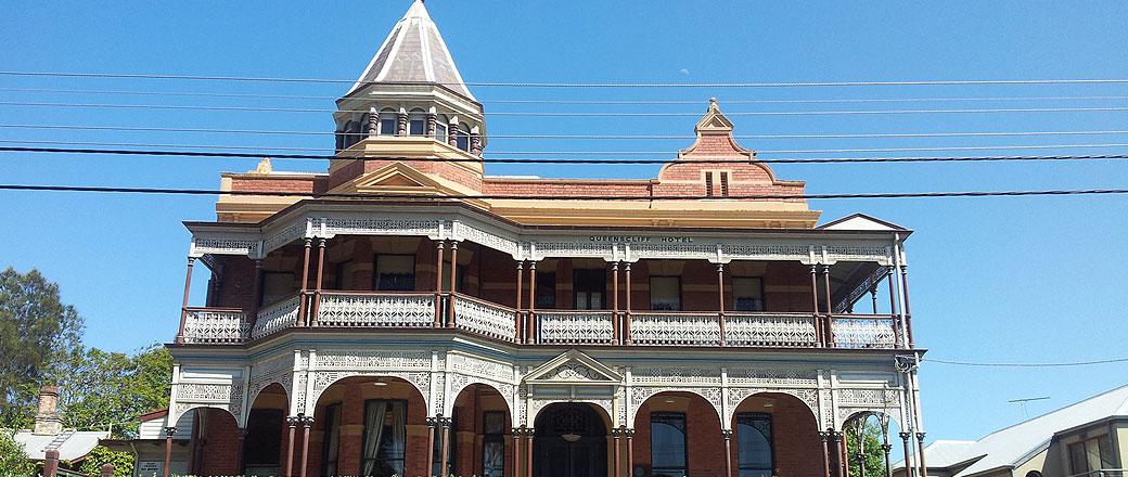 Queenscliffe Hotel